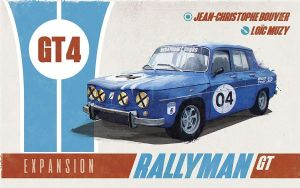 Rallyman GT - GT4 Expansion